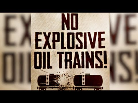 Fighting Dangerous Oil Trains in Baltimore