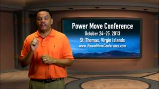 Power Move Conference in the United States Virgin Islands