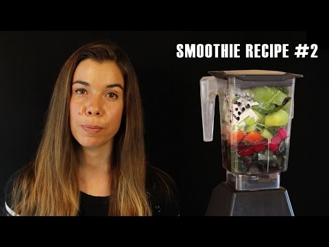 "Smoothie #2: Prebiotics, Phytochemicals, ""Anti-Nutrients"" & Hydrolyzed Collagen"