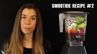"Smoothie #2: Prebiotics, Phytochemicals, ""Anti-Nutrients"" & Hydrolyzed Collagen"