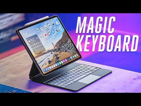 Massor av åsikter om nya Magic Keyboard till iPad Pro Lever den upp till prislappen?