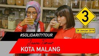 #SolidarityTour JAWA TIMUR - Kota Malang