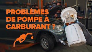 Remplacer Disque de frein sur Hyundai Santa Fe cm - astuces vidéo gratuites