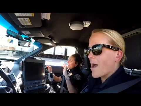Fargo Police Department Lip Sync Challenge
