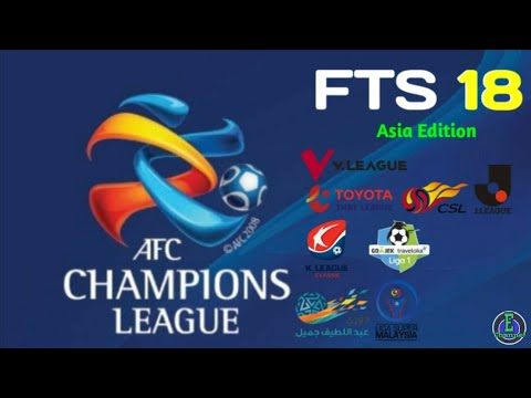 Download & Install FTS 18 Asia 300 MB Offline | Best Graphics  - Android Game