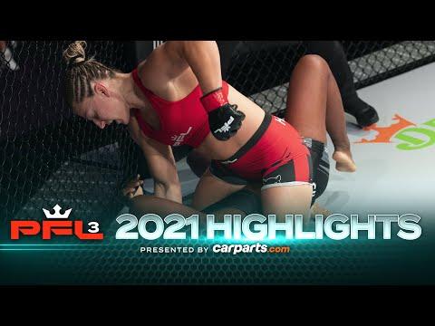 PFL 3, 2021 Fight Highlights