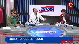 Los Exitosos del Humor con Fernando Armas programa completo 17/07/18