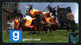 First Look: Garrys Mod by Facepunch Studios