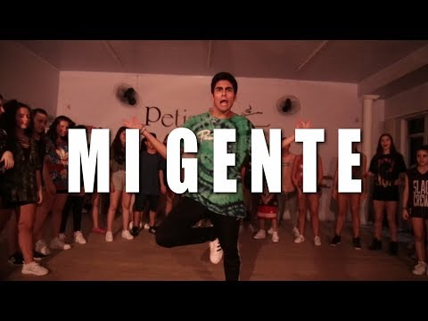 MI GENTE - J BALVIN FT. WILLY WILLIAM |...