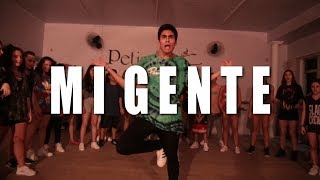 MI GENTE - J BALVIN FT. WILLY WILLIAM | Coreografia por Leo Costa