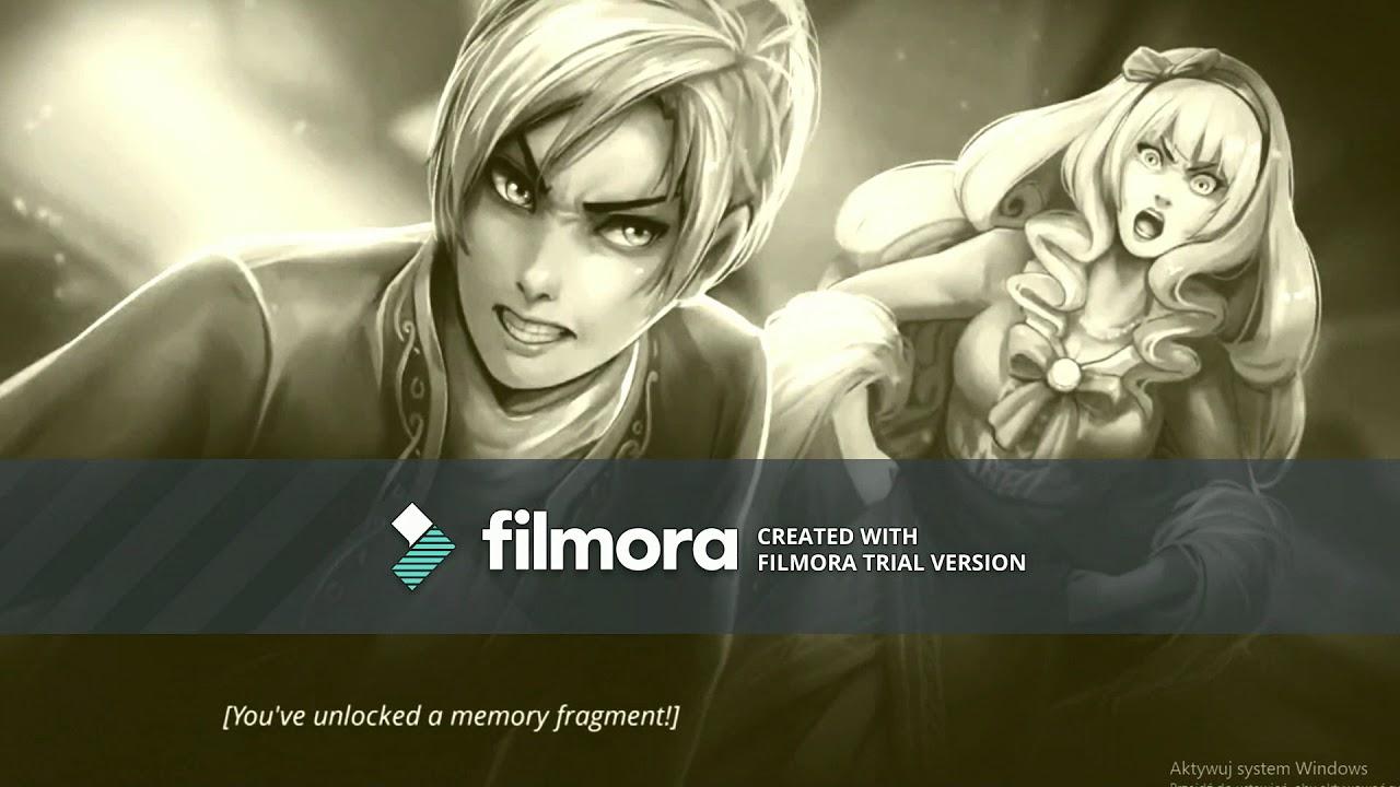 The Letter Horror Visual Novel ALL memory fragments   YouTube