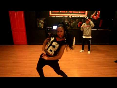 Nicki Minaj ft. Ciara - I'm legit | Chapkis Dance | Angel Gibbs