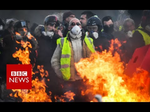 "Fractured France: ""there will be a civil war"" - BBC News"