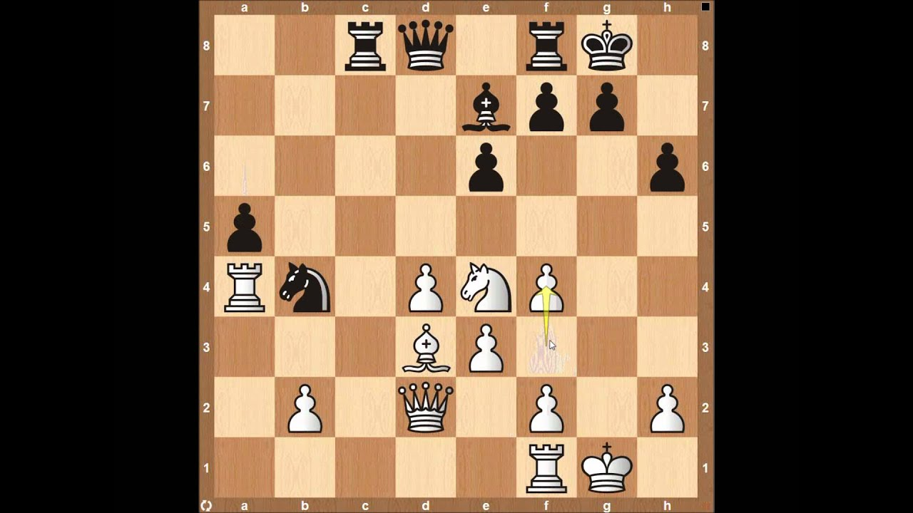TheChessWebsite - Queens Gambit Declined - YouTube