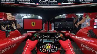 Download Video GP Monza 50% | Proviamoci noi... || F1 2018 - Gameplay ITA - T300 - LIVE #02 MP3 3GP MP4