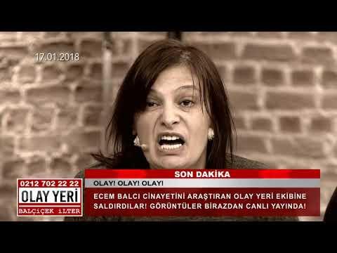 Olay Yeri - Balçiçek İlter | ECEM CİNAYETİNİ ARAŞTIRAN OLAY YERİ EKİBİNE SALDIRDILAR!!!
