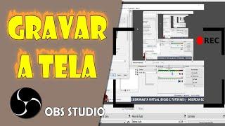 Como capturar tela do PC com o OBS Studio