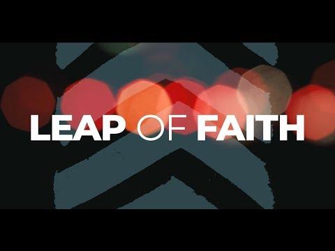Martin Smith – Leap Of Faith [Live] [Official Lyric Video]