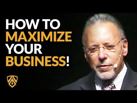 Jay Abraham at London Business Revolution 2015  (Part Three)