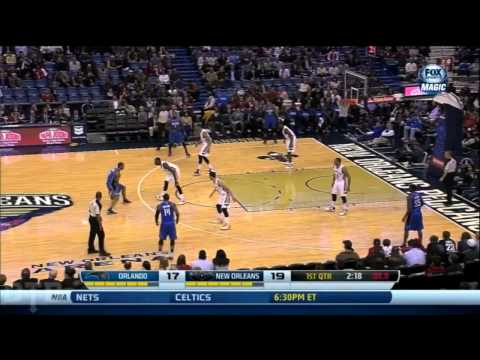 Arron Afflalo Orlando Magic Highlights-2013/14 Season
