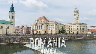 City break - Oradea, Romania