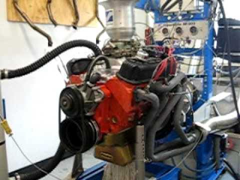 MOPAR 340 STROKER 416 CID