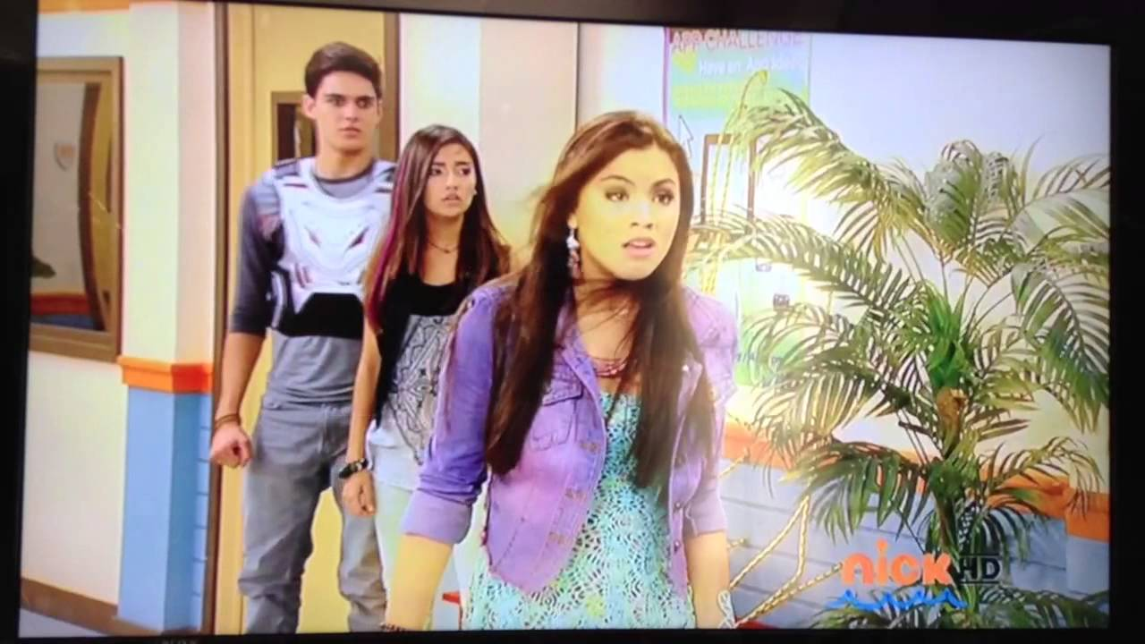 Every Witch Way Maddie and Diego kiss - YouTube  Every Witch Way...
