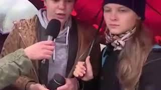 Молодежь на митинге: Мне не нравится что я не могу выбирать