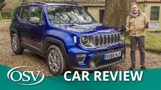 Jeep Renegade 2019 is it the most capable small SUV?