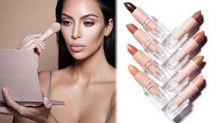 Kim Kardashian Announces FIRST KKW Beauty Pop-Up Shop