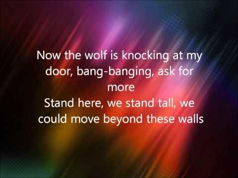 Foals - My Number Lyrics Video