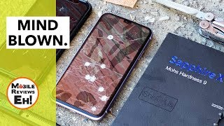 World's FIRST iPhone 11 Sapphire Screen Protector? Shellrus Sapphire X Review