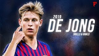 Frenkie De Jong 2019 ● The Genius | Skills & Goals | HD