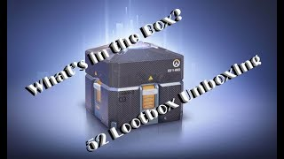 WHAT'S IN THE BOX? (Overwatch)- 52 Lootbox Unboxing - twitch.tv/mr_pwabt