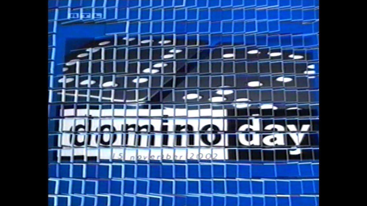 Domino Day Deutsch Komplett