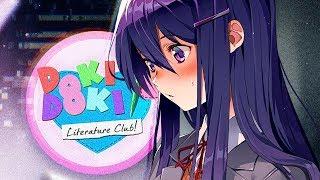 YURI I LOVE YOU!! Pls Dont Stab Me - Doki Doki Literature Club! [Part 2]