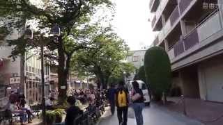 世界ふれあい食べ歩き ~東京 田園調布から自由ヶ丘~