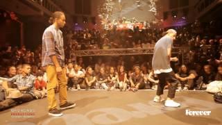 2nd Round Battles; HipHop Summer Dance Forever 2013