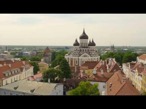 Tallinn, Estonia 4k