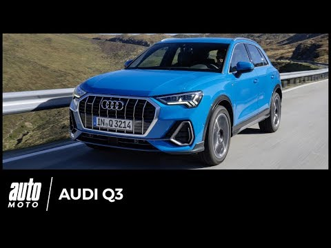 Audi Q3 (essai) : premium ET familial