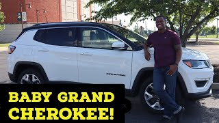 2019 Jeep Compass Limited! - The Baby Grand Cherokee