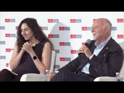 Conversation with J. Craig Venter, chief executive, Human Longevity Inc.