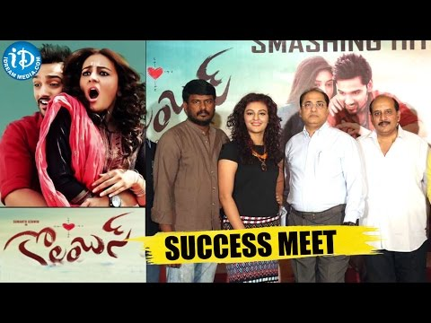 Columbus Movie Success Meet -  Sumanth Ashwin || Seerat Kapoor || Mishti