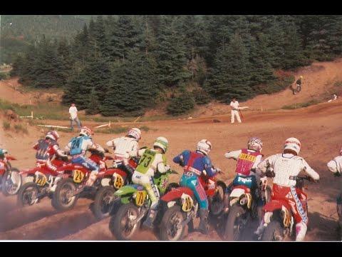 1990 Vallée Jonction  CMA Race  junior, 80cc,Inter, Pro, VTT  HDD74