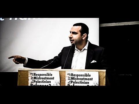Majed Al Shafi @ Toronto For Palestinian Human Rights week 2013