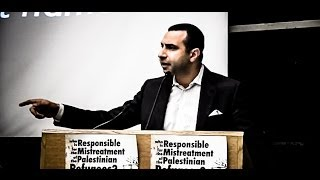 Majed Al Shafi, Palestinian Human Rights week Toronto 2013