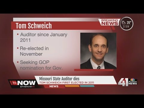Missouri State Auditor Tom Schweich dead at 54