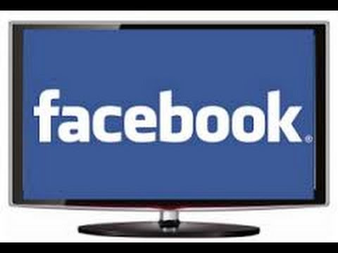 Start Facebook On Your Led Tv