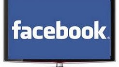 Start Facebook on your led tv