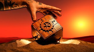 Solving The MASTERPIECE Steampunk Puzzle Box!!